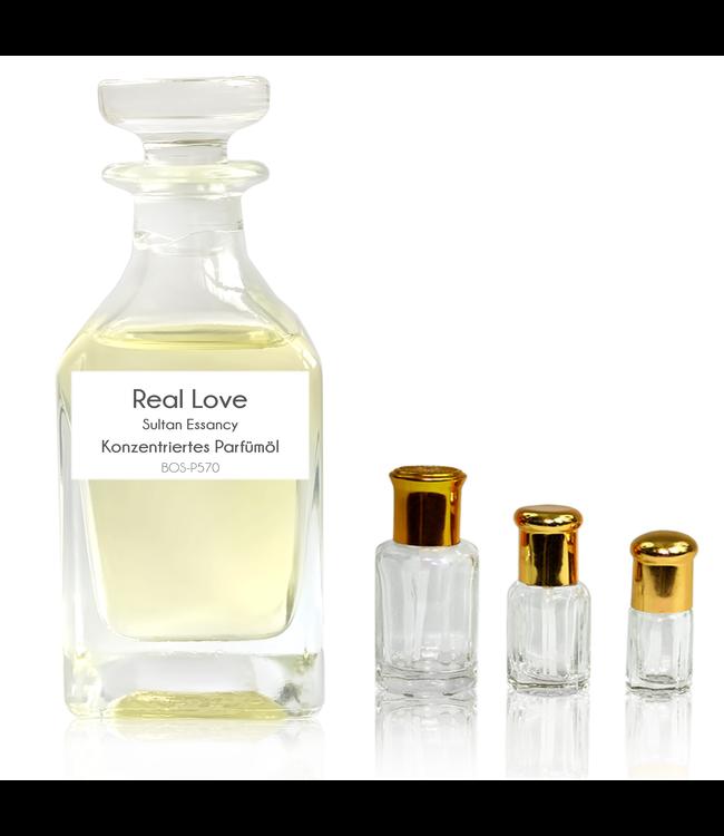Sultan Essancy Parfümöl Real Love - Attar Parfüm ohne Alkohol