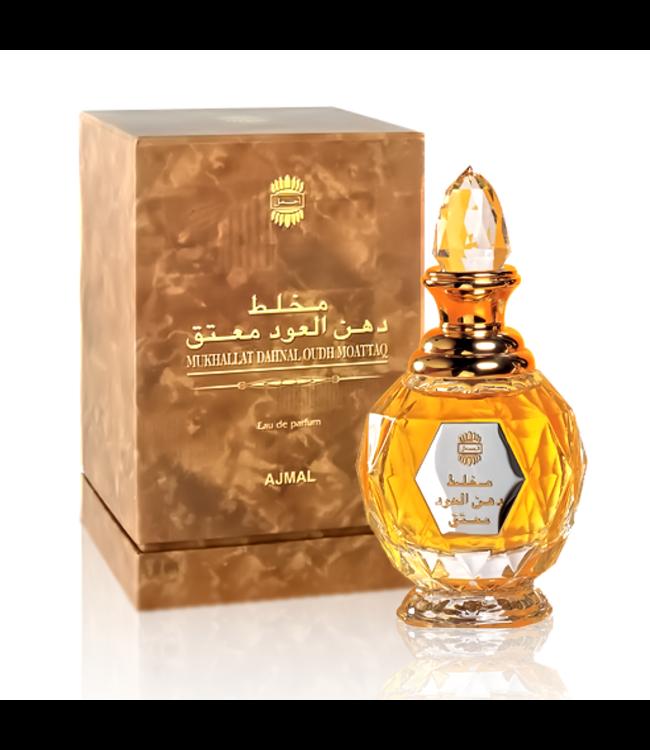 Ajmal Perfumes Mukhallat Dahn Al Oudh Moattaq by Ajmal Eau de Parfum 60ml