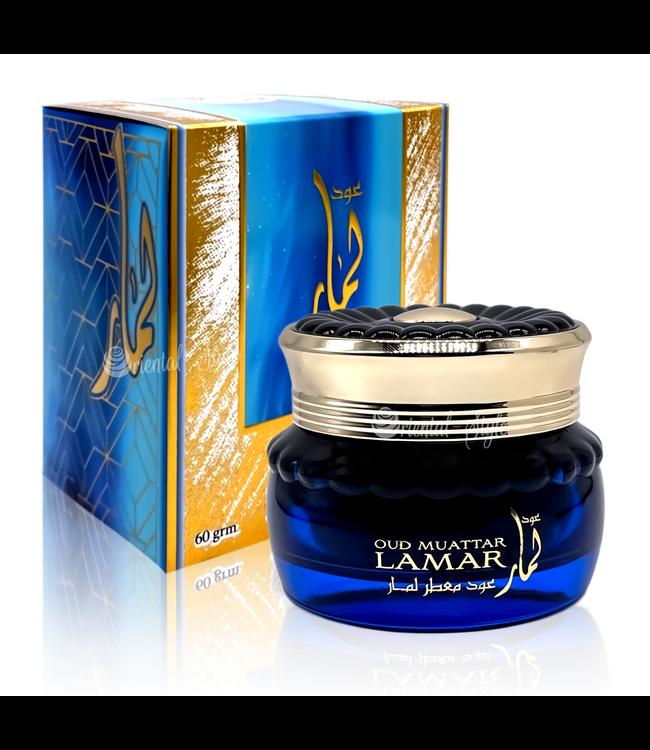 Ard Al Zaafaran Perfumes  Bakhoor Oud Lamar (60g)