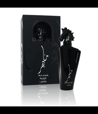 Maahir Black Lattafa Eau de Parfum 100ml