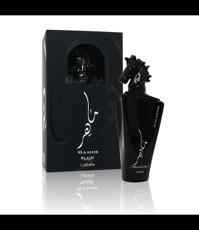 Parfüm Maahir Black Eau de Parfum von Lattafa
