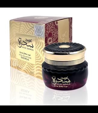 Ard Al Zaafaran Perfumes  Bakhoor Oud Sidra Muattar (60g)