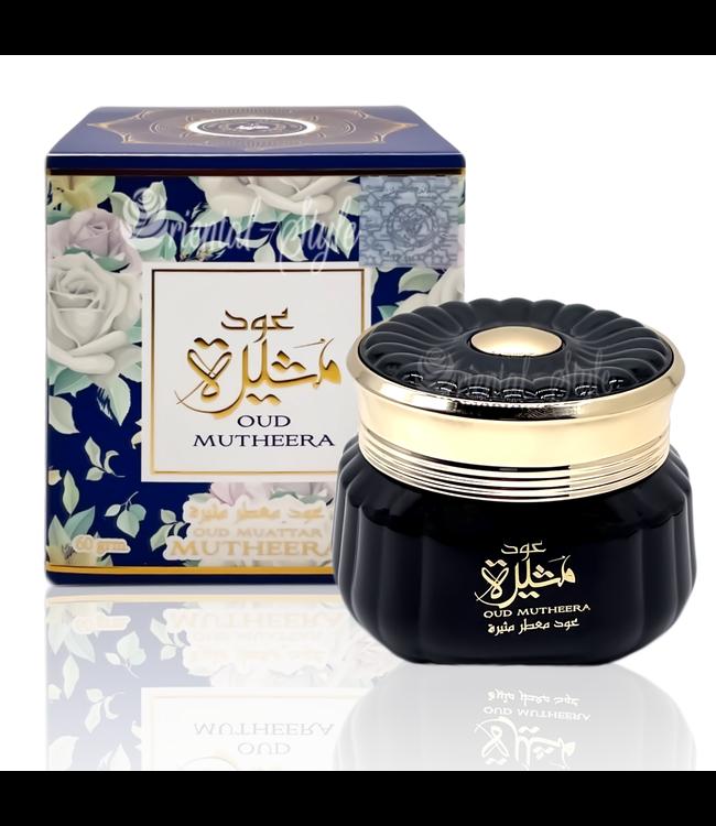 Ard Al Zaafaran Perfumes  Bakhoor Oud Mutheera Muattar Räucherwerk 60g