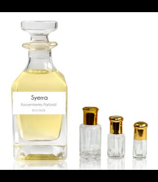 Sultan Essancy Perfume oil Syerra End Sultan Essancy