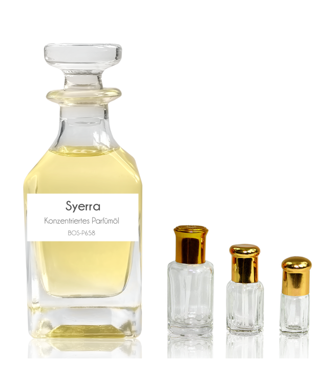 Sultan Essancy Parfümöl Syerra - Attar Parfüm ohne Alkohol