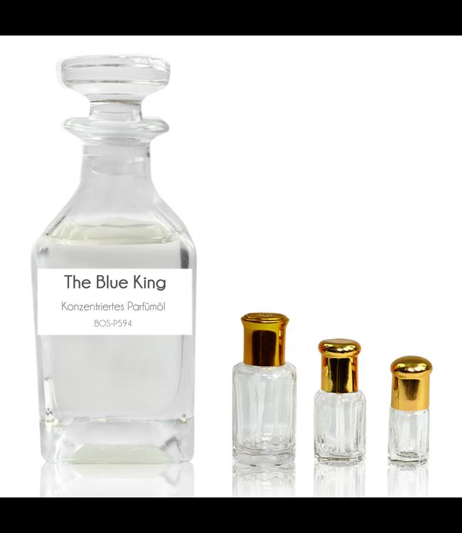 Sultan Essancy Parfümöl The Blue King - Attar Parfüm ohne Alkohol