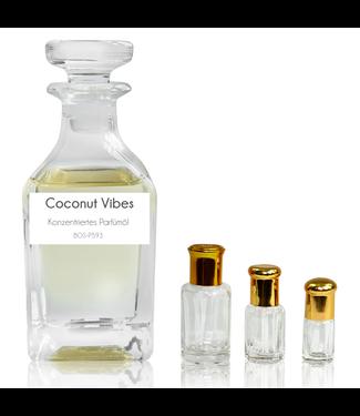 Sultan Essancy Perfume oil Coconut Vibes End Sultan Essancy