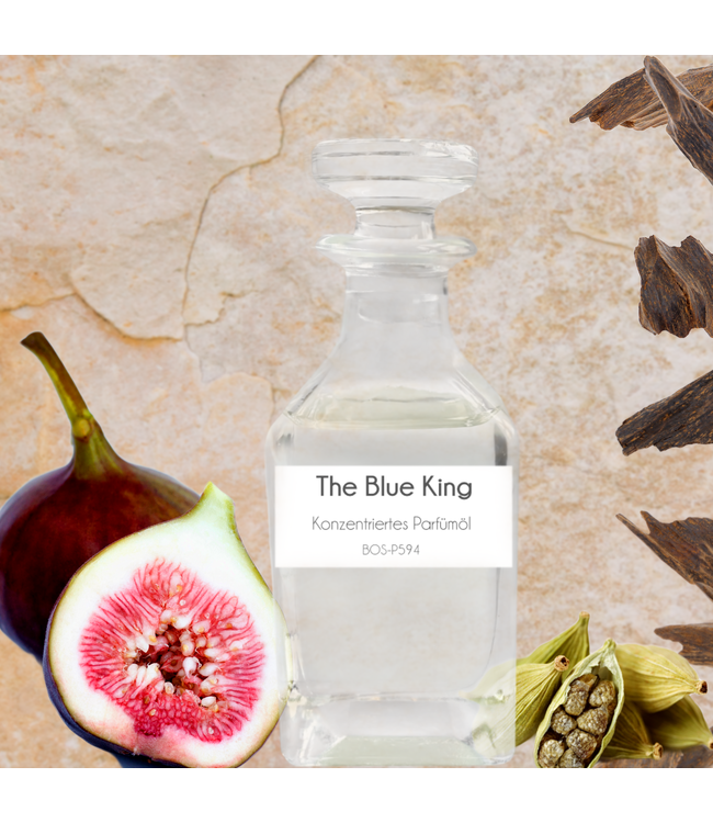 Parfümöl The Blue King von Sultan Essancy