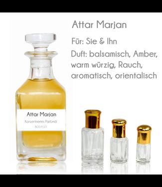 Parfümöl Attar Marjan