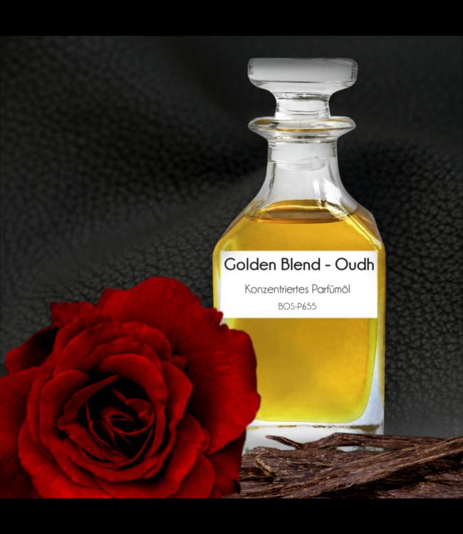 Parfümöl Golden Blend - Oudh von Sultan Essanc