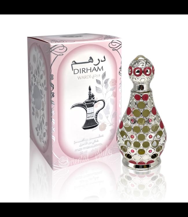 Ard Al Zaafaran Perfumes  Parfümöl Dirham Wardi 20ml - Parfüm ohne Alkohol