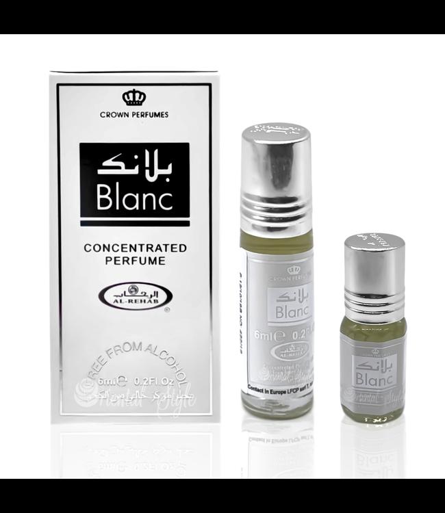 Al Rehab  Parfümöl Blanc von Al Rehab - Parfüm ohne Alkohol