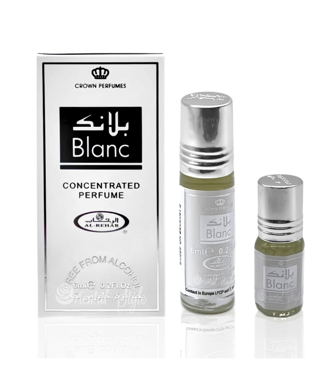 Al Rehab  Parfümöl Blanc von Al Rehab