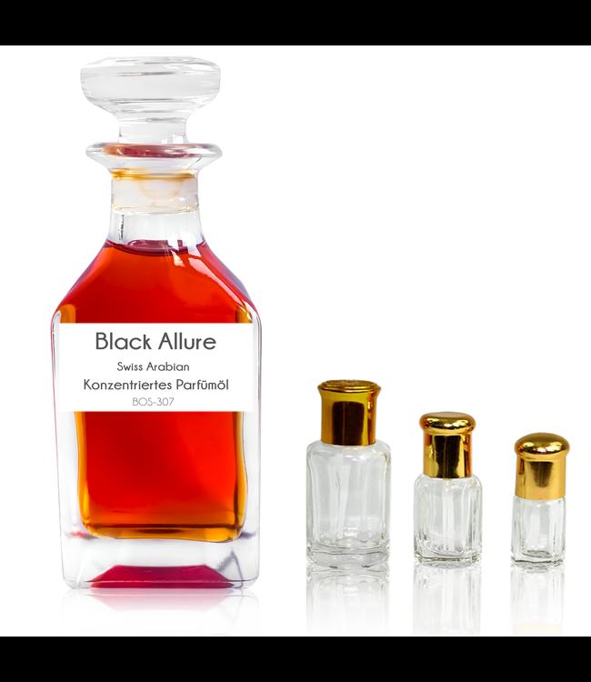 Swiss Arabian Perfume Oil Black Allure