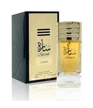 Lattafa Perfumes Sarah Eau de Parfum 80ml