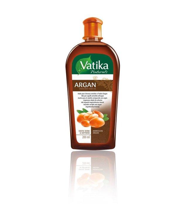 Vatika Dabur Vatika Naturals Argan Haaröl (200ml)
