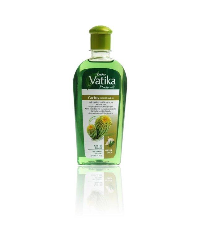 Vatika Dabur Vatika Cactus Hair Oil - Hair Fall Control (200ml)