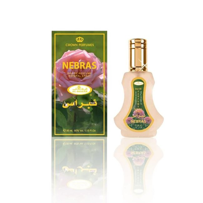 Al Rehab  Nebras Eau de Parfum 35ml Al Rehab Vaporisateur/Spray