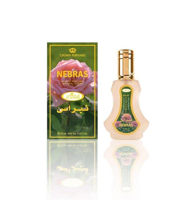 Al Rehab  Nebras Eau de Parfum 30ml by Al Rehab Vaporisateur/Spray