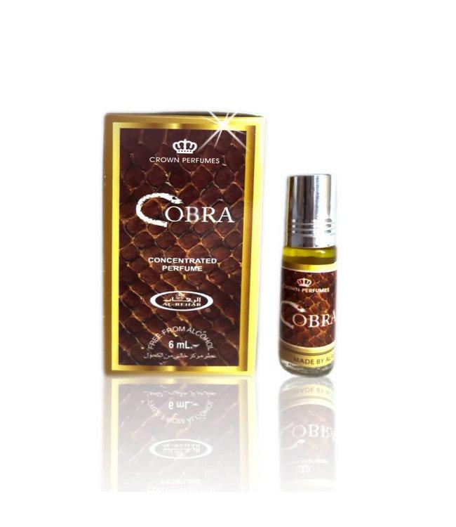 Al Rehab  Konzentriertes Parfümöl Cobra 6ml