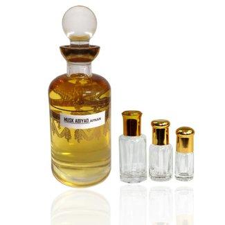 Afnan Perfume Oil Musk Abiyad