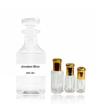 Sultan Essancy Perfume oil Aventure Hero