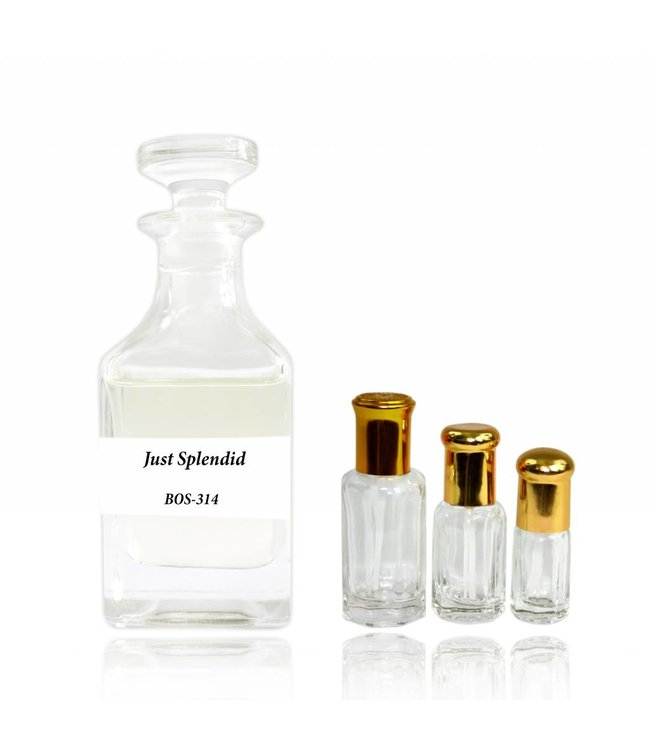Swiss Arabian Concentrated Perfume Oil Just Splendid - Perfume free from alcohol