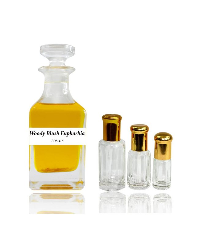 Swiss Arabian Konzentriertes Parfümöl Woody Blush Euphoria - Parfüm ohne Alkohol