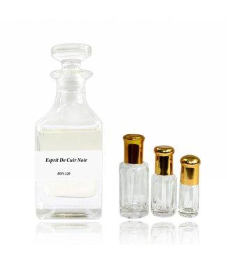 Swiss Arabian Perfume Oil Esprit De Cuir Noir