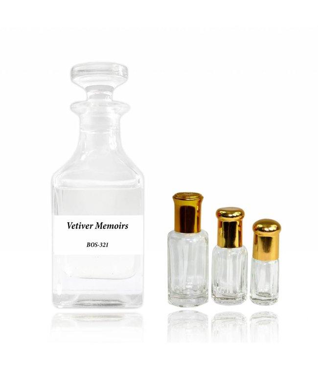 Swiss Arabian Perfume oil Vetiver Memoirs Perfume free from alcohol