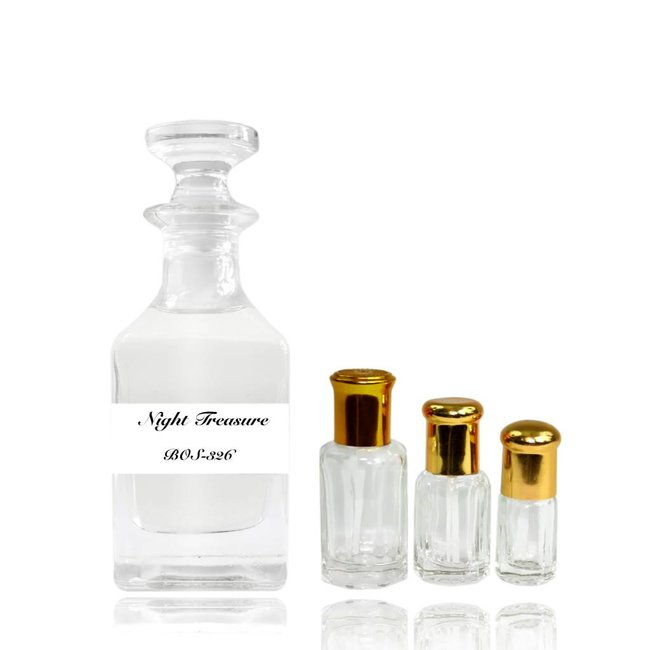 Swiss Arabian Perfume Oil Night Treasure