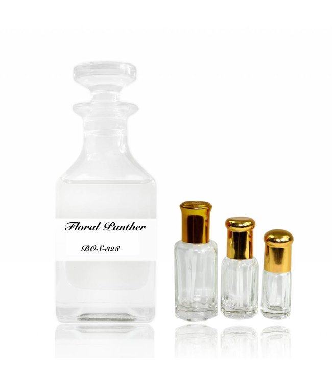 Swiss Arabian Concentrated Perfume Oil Floral Panther - Perfume free from alcohol