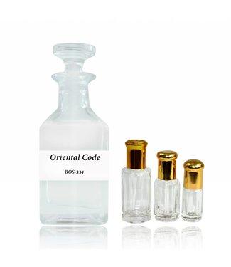 Swiss Arabian Perfume oil Oriental Code