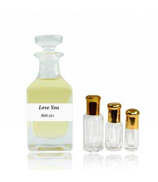 Anfar Perfume Oil Love You