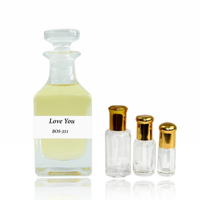 Anfar Perfume Oil Love You