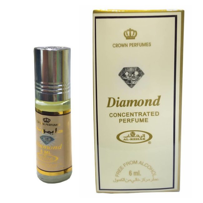 Al Rehab  Perfume oil Diamond by Al-Rehab