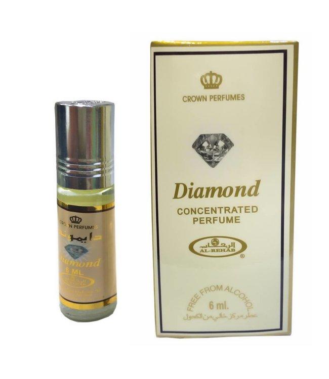 Al Rehab  Perfume oil Diamond by Al-Rehab