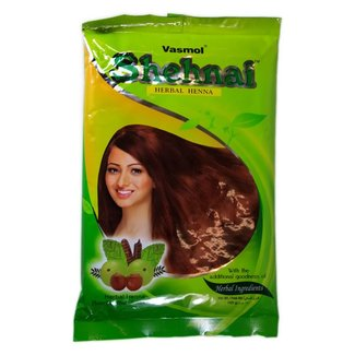 Herbal hair colour with henna Vasmol Shehnai (150g)