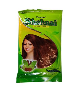 Herbal hair colour with henna Vasmol Shehnai (150g)