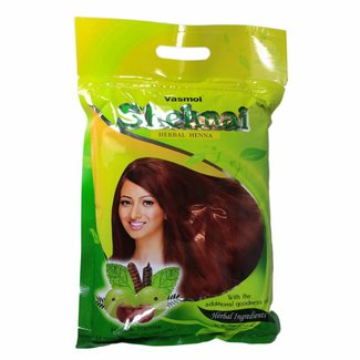 Herbal hair colour with henna Vasmol Shehnai (500g)
