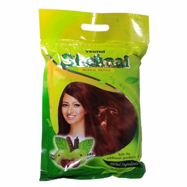 49ca5cbed Herbal hair colour with henna Vasmol Shenai 500g - Oriental-Style