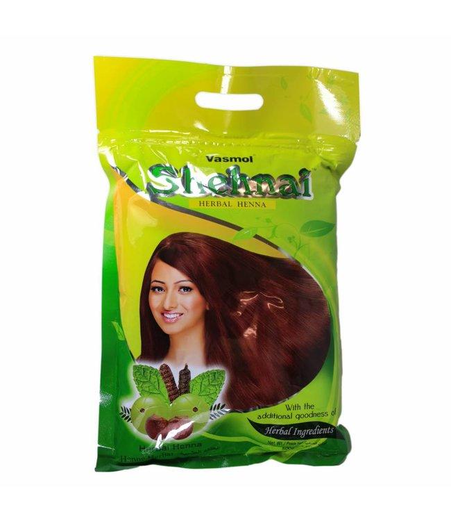 Herbal hair colour with henna and herbs Vasmol Shehnai (500g)
