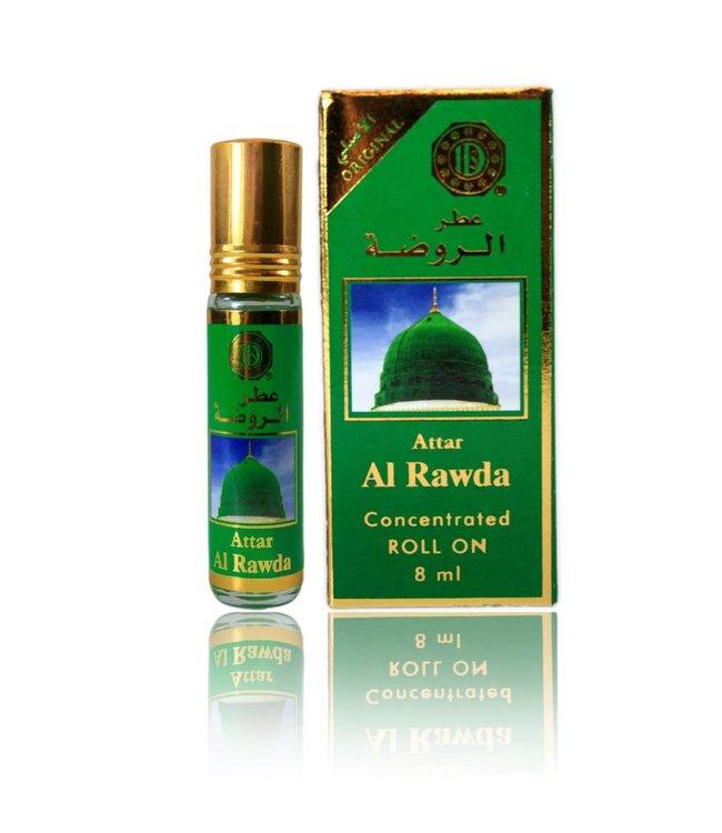 Surrati Perfumes Concentrated Perfume Oil Attar Al Rawda 8ml