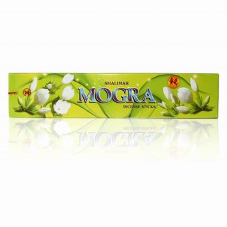 Shalimar Incense sticks Mogra with Jasmine (20g)
