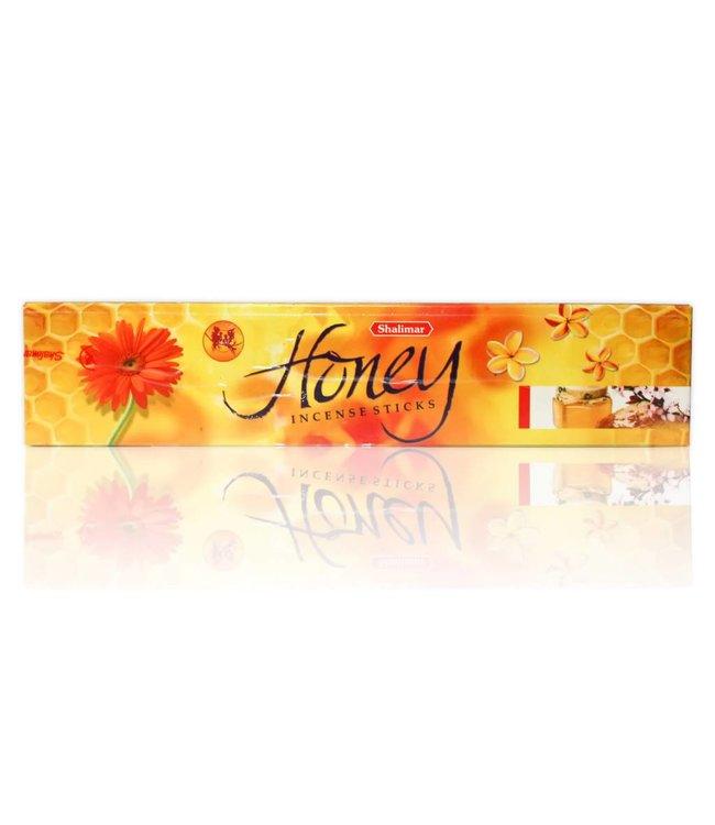 Shalimar Räucherstäbchen Honey mit Honigduft (20g)