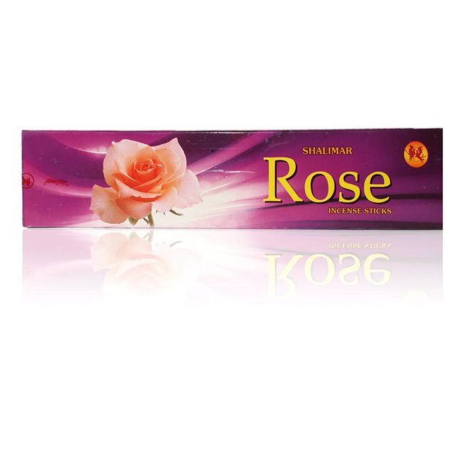 Shalimar Incense sticks Rose (20g)