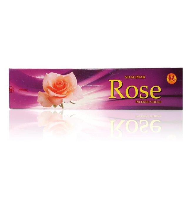 Shalimar Incense sticks Rose with rose scent (20g)