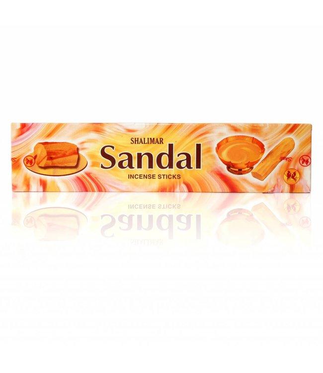 Shalimar Räucherstäbchen Sandal mit Sandelholz (20g)