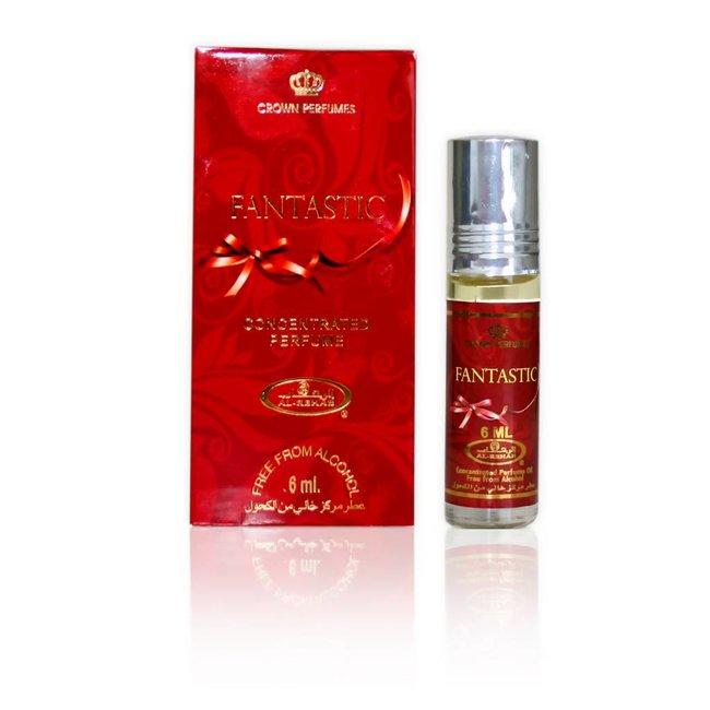 Al Rehab  Perfume oil Fantastic by Al-Rehab 6ml