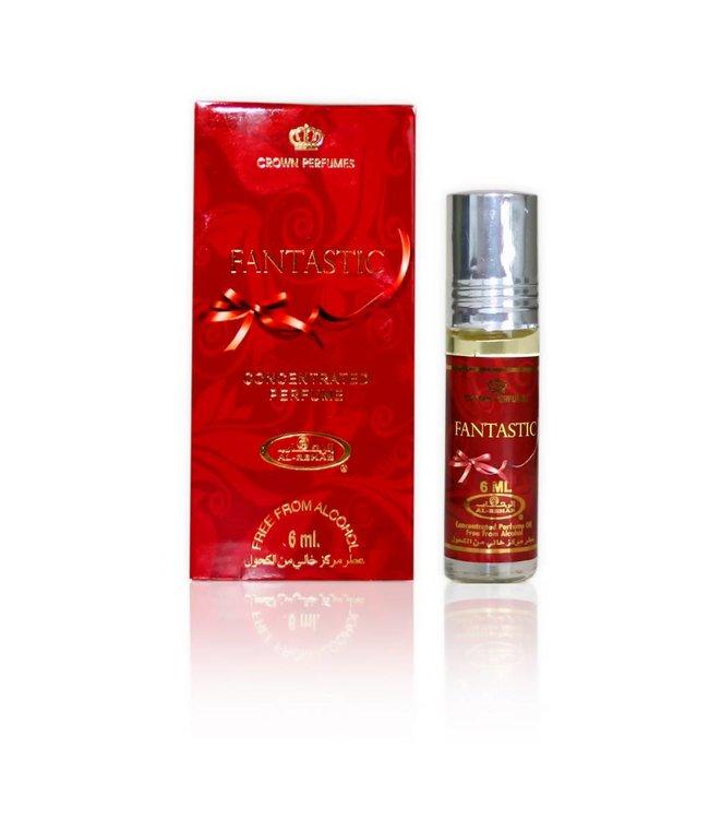 Al Rehab  Concentrated Perfume Oil Fantastic by Al-Rehab 6ml
